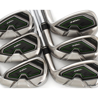 Taylormade RBZ Rocketballz Irons 6-PW, GW Steel Regular Flex H4650