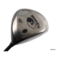 Callaway Big Bertha Hawk Eye Titanium Driver 10º Graphite Firm Flex H5038