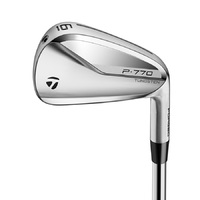 New Taylormade Forged P770 Irons 4-PW Steel Stiff Flex H5196