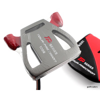 "PGF TP SERIES TOUR PRECISION 1006 PUTTER STEEL 35"" + COVER - NEW - #E5195"