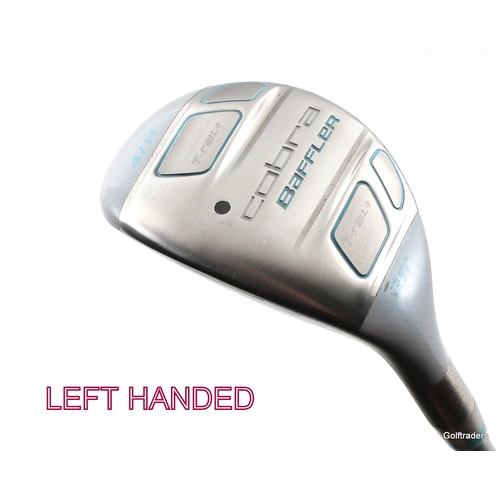 COBRA BAFFLER T-RAIL+ 4 HYBRID 25º GRAPHITE TOUR AD LADIES FLEX - LH #E6453