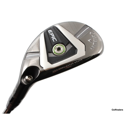 Callaway EPIC 4 Hybrid 23º Graphite Regular Flex F1758