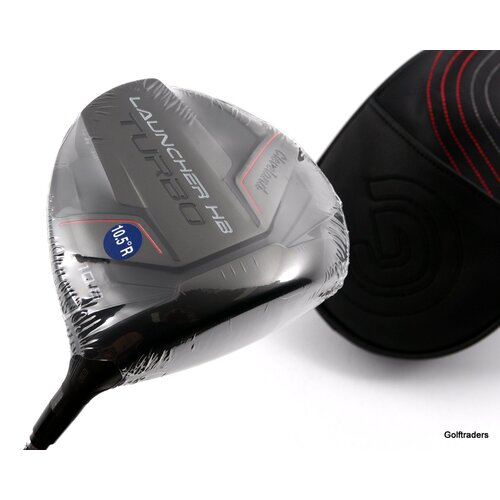 New Cleveland Launcher HB Turbo Driver 10.5º Graphite Regular Cover H4318